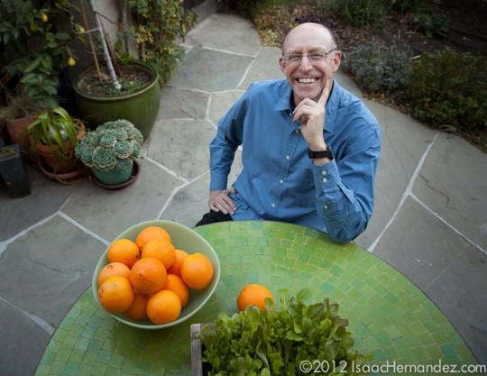 """Michael Pollan Autor de los libros """"Saber comer"""", """"El dilema del omnívoro"""", """"Cómo cambiar tu mente"""", entre otros."""