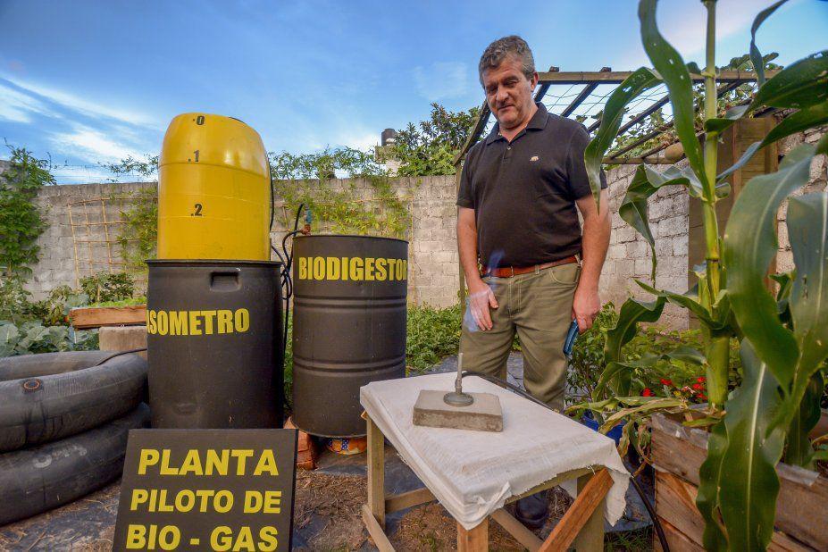 Fabián Cabrera - Ingeniero agrónomo de Salta