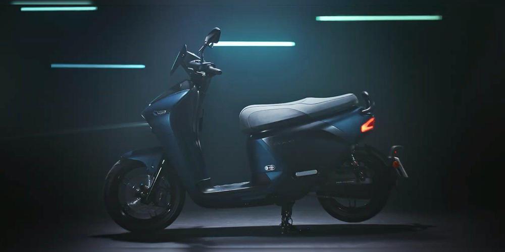 Scooter eléctrico Yamaha